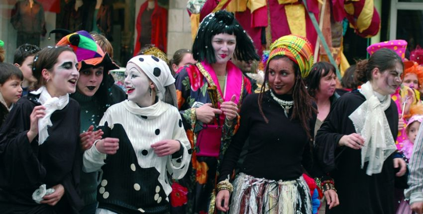 Carnaval traditionnel Occitan de Brantôme