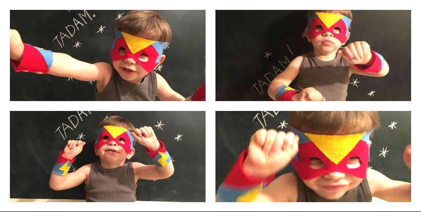 DIY : Le masque de super héros !